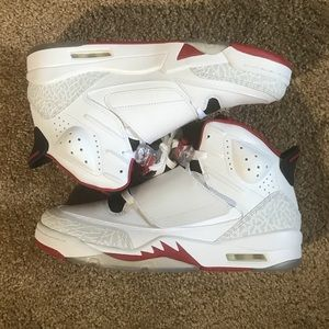 Jordan Som Of Mars Fire Red 512245-112 Chicago